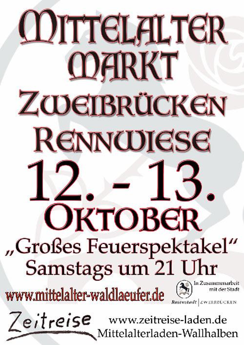 Flyer-Mittelaltermarkt-Zweibruecken