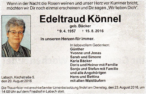 Traueranzeige-Edeltraud-Koennel